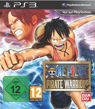 Bandai Namco Entertainment One Piece: Pirate Warriors (Relaunch) (PS3)