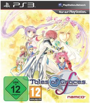 Bandai Namco Entertainment Tales of Graces F (Relaunch) (PS3)