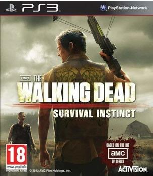 Activision The Walking Dead: Survival Instinct (PEGI) (PS3)
