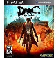 Capcom DmC: Devil May Cry (PEGI) (PS3)