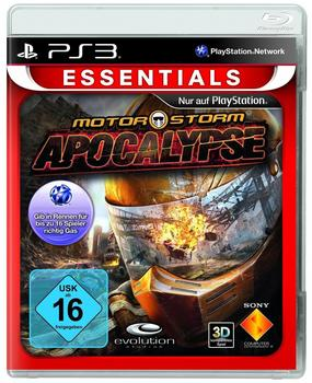 Sony MotorStorm: Apocalypse (Essentials) (PS3)