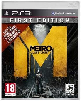 Deep Silver Metro Last Light - First Edition (PEGI) (PS3)