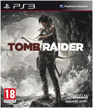 Square Enix Tomb Raider (PEGI) (PS3)