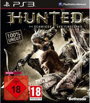 Bethesda Hunted: Die Schmiede der Finsternis (Relaunch) (PS3)