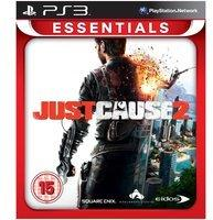 Eidos Just Cause 2 (PEGI) (Essentials) (PS3)