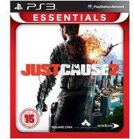 Eidos Just Cause 2 (PEGI) (Essentials) (PS3)
