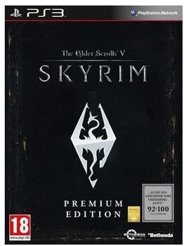 BETHESDA The Elder Scrolls V: Skyrim - Premium Edition (PEGI) (PS3)
