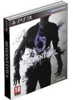 Capcom Resident Evil 6 (Steelbook) (PEGI) (PS3)