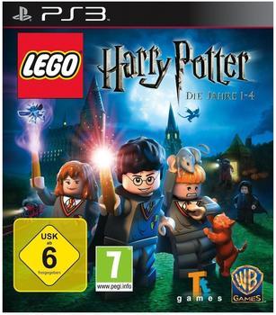 LEGO Harry Potter: Die Jahre 1 - 4 (PS3)