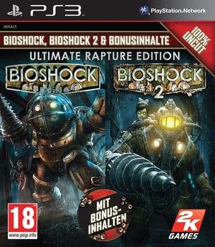 2K GAMES BioShock - Ultimate Rapture Edition (PEGI) (PS3)