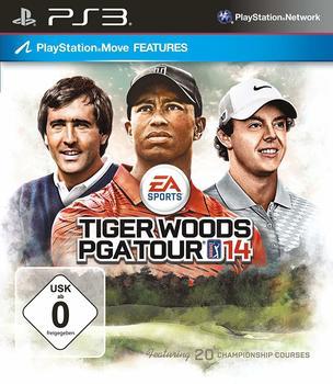 Electronic Arts Tiger Woods PGA Tour 14 (PS3)