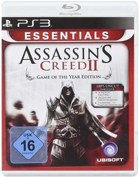 UbiSoft Assassins Creed II - Game of the Year Edition (Essentials) (PS3)
