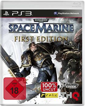 THQ Warhammer 40.000: Space Marine - First Edition (PS3)