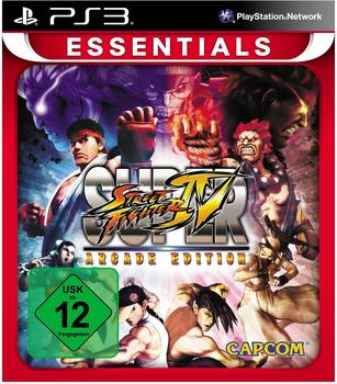 Street Fighter IV: Arcade Edition (PS3)