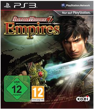 Koei Dynasty Warriors 7: Empires (PS3)