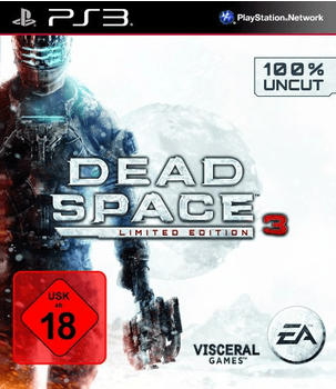 Electronic Arts Dead Space 3 - Limited Edition (PEGI) (PS3)