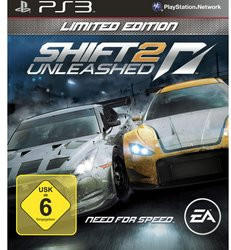 Electronic Arts Need for Speed: Shift 2 Unleashed - Limited Edition (PEGI) (PS3)