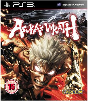 Capcom Asuras Wrath (PEGI) (PS3)