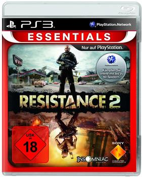 Sony Resistance 2 (Essentials) (PS3)