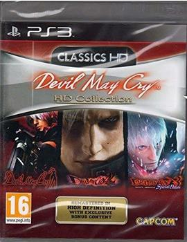 Capcom Devil May Cry: HD Collection (PEGI) (PS3)