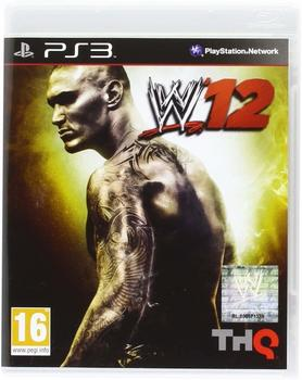 THQ WWE 12 (PEGI) (PS3)