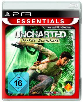 Sony Uncharted: Drakes Schicksal (Essentials) (PS3)