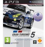 Sony Gran Turismo 5 - Academy Edition (PS3)