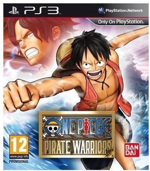 Namco One Piece: Pirate Warriors (PEGI) (PS3)