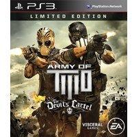 Electronic Arts Army of Two: The Devils Cartel - Overkill Edition (PS3)