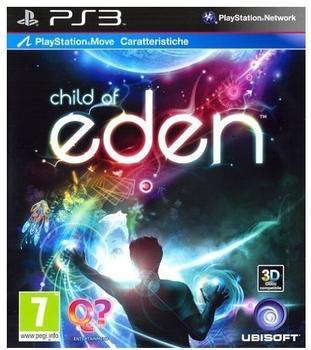 Ubisoft Child of Eden (PEGI) (Move) (PS3)