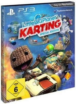 Little Big Planet: Karting - Special Edition (PS3)