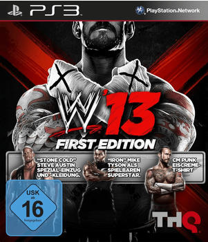 THQ WWE 13 (First Edition) (PS3)