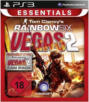 UbiSoft Rainbow Six: Vegas 2 - Complete Edition (Essentials) (PS3)