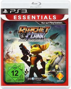 Sony Ratchet & Clank: Tools of Destruction (Essentials) (PS3)