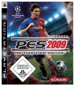 Konami Pro Evolution Soccer 2009 (PS3)