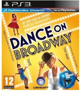 Ubisoft Dance on Broadway (PEGI) (PS3)