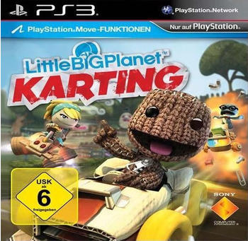 Sony LittleBigPlanet Karting (PS3)