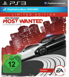 Electronic Arts Need for Speed: Most Wanted - Limited Edition (PS3)