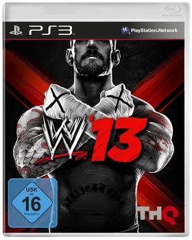 THQ WWE 13 (PS3)