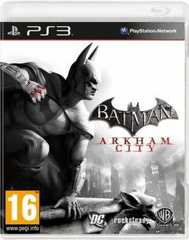 Warner Batman: Arkham City (PEGI) (PS3)