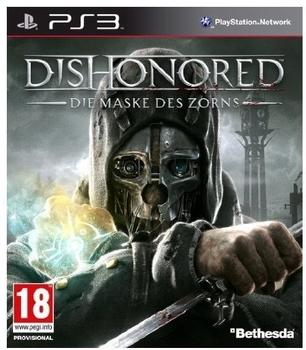 BETHESDA Dishonored: Die Maske des Zorns (PEGI) (PS3)