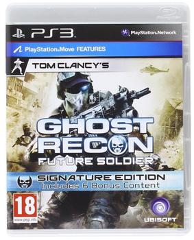 Ubisoft Ghost Recon: Future Soldier (PEGI) (PS3)