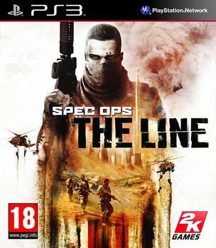 2K GAMES Spec Ops: The Line (PEGI) (PS3)