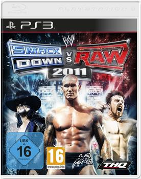 ak tronic WWE SmackDown vs. Raw 2011 (Platinum) (PS3)
