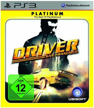 Ubisoft Driver: San Francisco - Platinum Edition (PS3)
