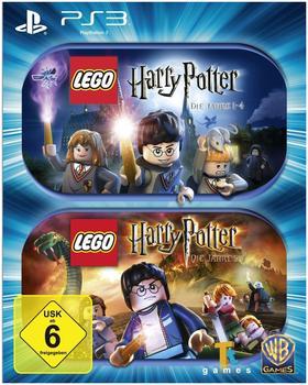 Warner Lego Harry Potter: Die Jahre 1-4 & 5-7 (Doppelpack) (PS3)