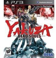 Sega Yakuza: Dead Souls - Limited Steelbook Edition (PS3)