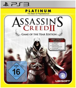 Assassin's Creed II: Game of the Year Edition (PS3)