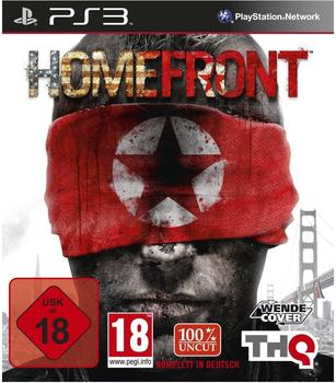 THQ Homefront (Midprice) (PS3)
