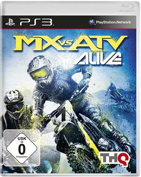 THQ MX vs. ATV: Alive (Midprice) (PS3)